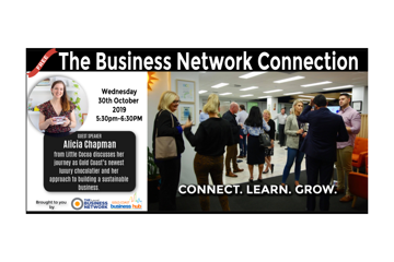 The Business Network Connection - October 2019 - blog post image