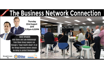 The Business Network Connection - August 2019