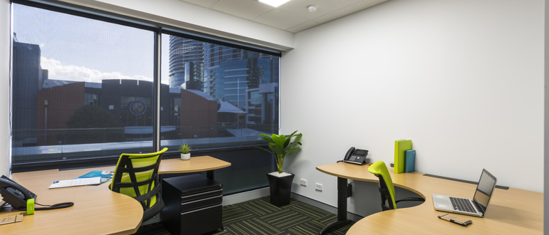 Executive Offices short long term lease southport