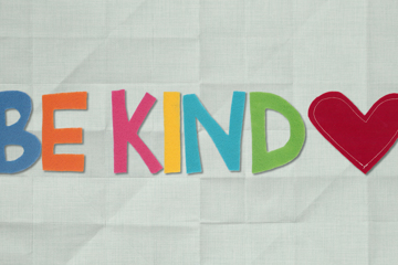 The Positive Effectives of Kindness - blog post image