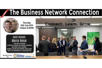 The Business Network Connection - July 2019
