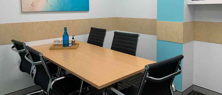 Book a meeting room for business